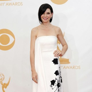 Julianna Margulies in 65th Annual Primetime Emmy Awards - Arrivals