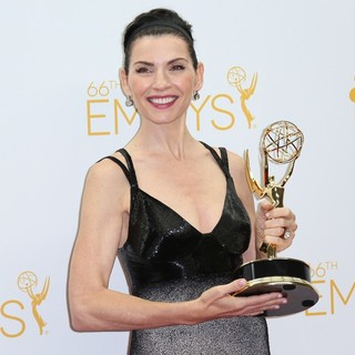 Julianna Margulies in 66th Primetime Emmy Awards - Press Room - julianna-margulies-66th-primetime-emmy-awards-press-room-02
