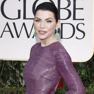 Julianna Margulies in The 69th Annual Golden Globe Awards - Arrivals