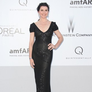 Julianna Margulies in AmfAR's Cinema Against AIDS Gala 2012 - During The 65th Annual Cannes Film Festival