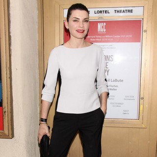 Julianna Margulies in Opening Night of Reasons to Be Happy - Arrivals