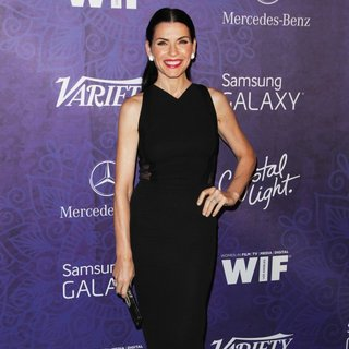 Julianna Margulies in Women in Film and Television Pre-Emmy Party with Variety
