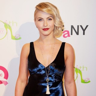 Julianne Hough in QVC and FFANY 20th Annual FFANY Shoes on Sale Gala