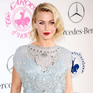 Julianne Hough in 26th Anniversary Carousel of Hope Ball - Presented by Mercedes-Benz - Arrivals