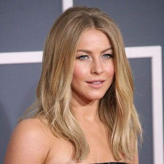 Julianne Hough in 54th Annual GRAMMY Awards - Arrivals