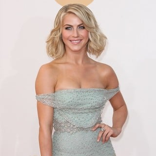 Julianne Hough in 65th Annual Primetime Emmy Awards - Arrivals