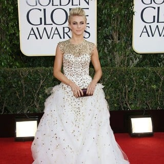 Julianne Hough in 70th Annual Golden Globe Awards - Arrivals