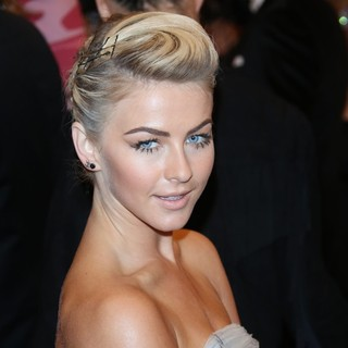Julianne Hough in PUNK: Chaos to Couture Costume Institute Gala