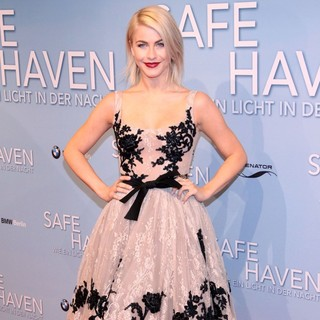 Julianne Hough in The Premiere of Safe Haven - Wie ein Licht in der Nacht - julianne-hough-german-premiere-safe-haven-02