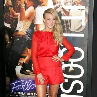 Julianne Hough in Los Angeles Premiere of Footloose