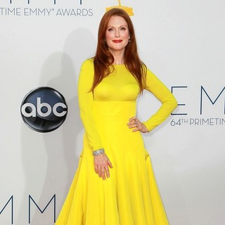 Julianne Moore in 64th Annual Primetime Emmy Awards - Arrivals