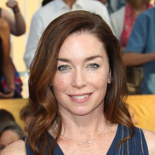 Julianne Nicholson in The 20th Annual Screen Actors Guild Awards - Arrivals