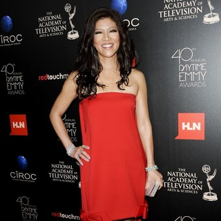 Julie Chen in The 40th Annual Daytime Emmy Awards - Arrivals