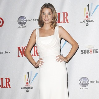 Julie Gonzalo in The 2008 ALMA Awards - Press Room