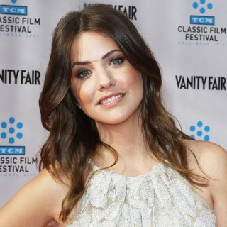 Julie Gonzalo in The TCM Classic Film Festival Opening Night Premiere of The 40th Anniversary Restoration of Cabaret