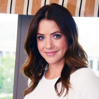 Julie Gonzalo in TNT's Dallas Press Junket