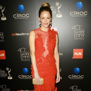 Julie Marie Berman in The 40th Annual Daytime Emmy Awards - Arrivals
