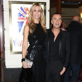 Julien MacDonald in VIVA Forever Spice Girls The Musical - Arrivals