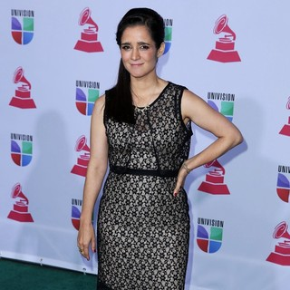 Julieta Venegas in 13th Annual Latin Grammy Awards - Arrivals