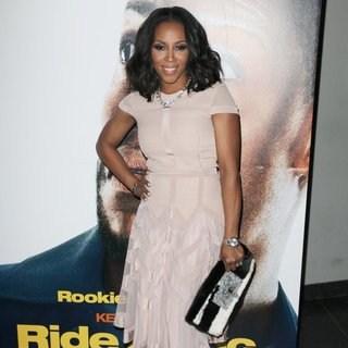 June Ambrose in Universal Pictures Premiere of Ride Along