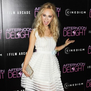 Juno Temple in Afternoon Delight - Los Angeles Premiere