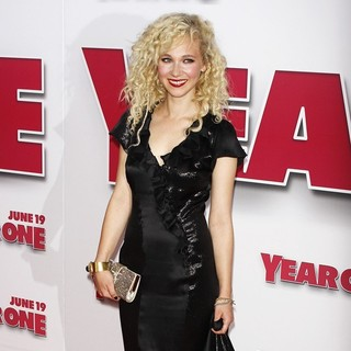 Juno Temple in The World Premiere of Year One
