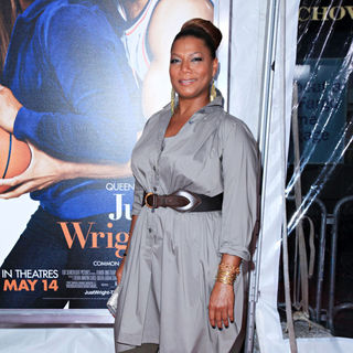 The Premiere of 'Just Wright'