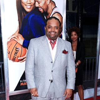 Roland Martin in The Premiere of 'Just Wright'