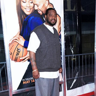 Grizz Chapman in The Premiere of 'Just Wright'