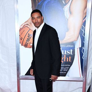 Laz Alonso in The Premiere of 'Just Wright'