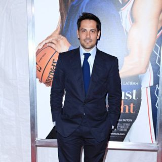 Michael Landes in The Premiere of 'Just Wright'