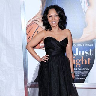 Debra Martin Chase in The Premiere of 'Just Wright'