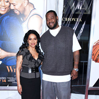 Phylicia Rashad, Grizz Chapman in The Premiere of 'Just Wright'