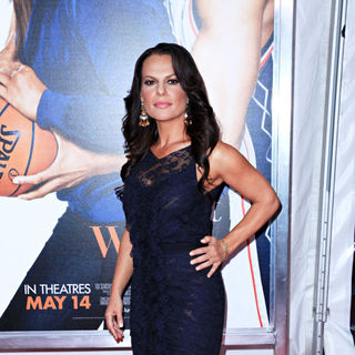 Sanaa Hamri in The Premiere of 'Just Wright'