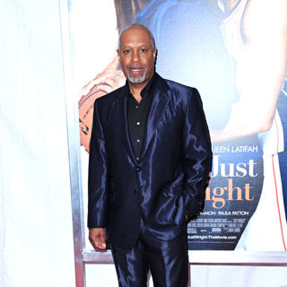 James Pickens Jr. in The Premiere of 'Just Wright'