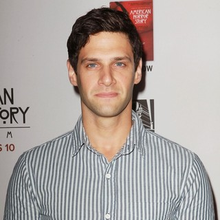 Justin Bartha in Premiere Screening of FX's American Horror Story: Asylum