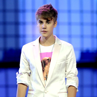 Justin Bieber in The 22nd Annual MuchMusic Video Awards