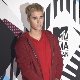 Justin Bieber - The 2015 MTV European Music Awards - Arrivals