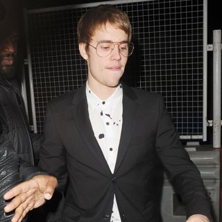 Justin Bieber-Justin Bieber at Tape Nightclub