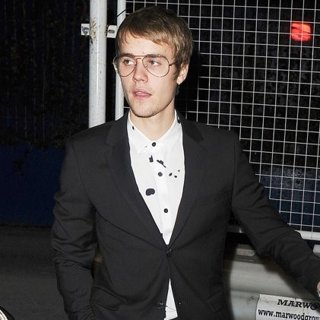 Justin Bieber at Tape Nightclub
