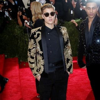 Justin Bieber - China: Through The Looking Glass Costume Institute Benefit Gala - Red Carpet Arrivals