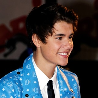 Justin Bieber in NRJ Music Awards 2012 - Arrivals