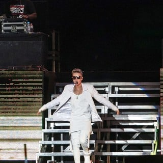Justin Bieber - Justin Bieber Performs Live during The Brazilian Leg of His Believe Tour