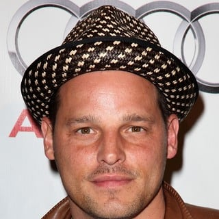 Justin Chambers in 16th Annual Los Angeles Antiques Show 2011 - Arrivals
