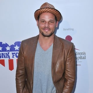 Justin Chambers in The Empire Strikes Back 30th Anniversary Charity Screening Event