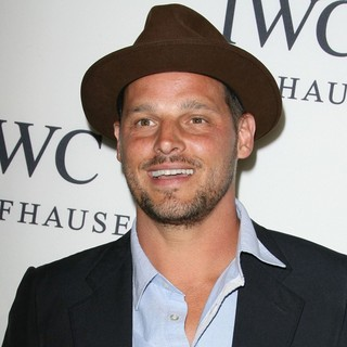 Justin Chambers in IWC Schaffhausen Presents Peter Lindbergh's A Night in Portofino