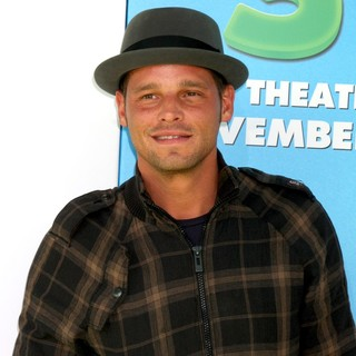 Justin Chambers in Premiere of Planet 51 - Arrivals