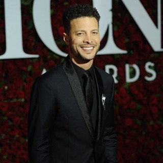 Justin Guarini in 2016 Tony Awards - Red Carpet Arrivals