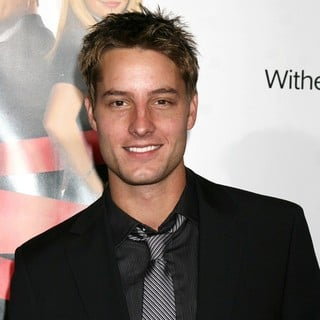 Justin Hartley in The LA Premiere of Four Christmases - Arrivals