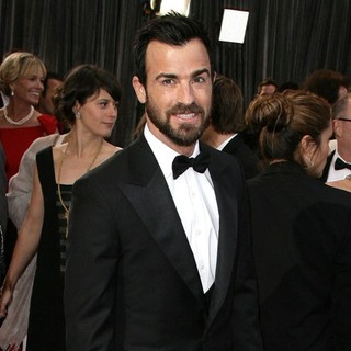 Justin Theroux in The 85th Annual Oscars - Red Carpet Arrivals